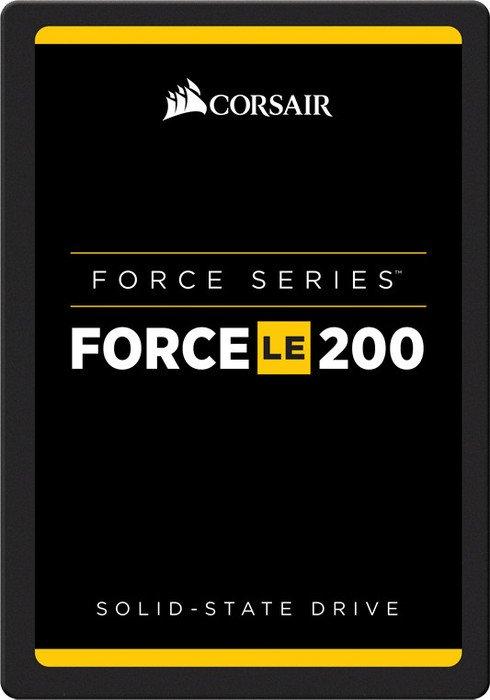 Corsair Force LE200 480GB, SATA (CSSD-F480GBLE200B)