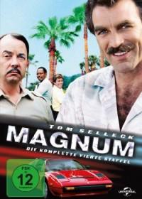 Magnum Season 4 (DVD)
