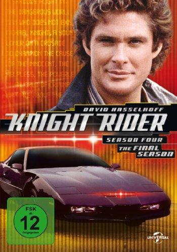Knight Rider Season 4 -- via Amazon Partnerprogramm