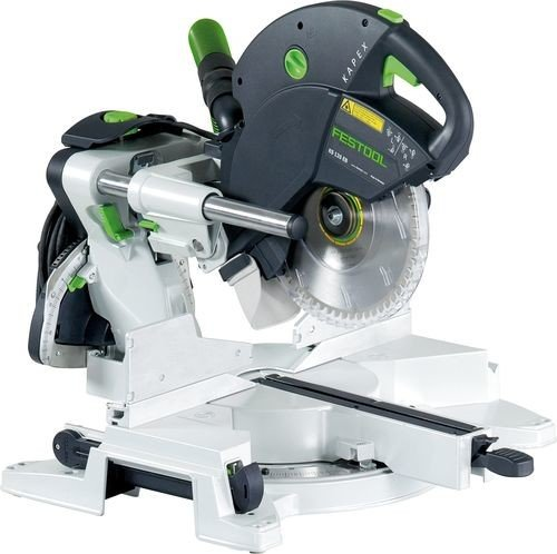 Festool KS 120EB Kapex Elektro-Zug-/Kappsäge (561283) -- via Amazon Partnerprogramm