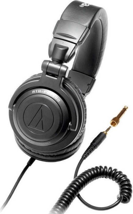 Audio-Technica ATH-PRO500 BK schwarz -- via Amazon Partnerprogramm