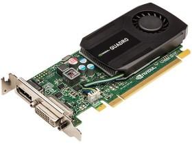 PNY Quadro K600, 1GB DDR3, DVI, DP (VCQK600-PB)