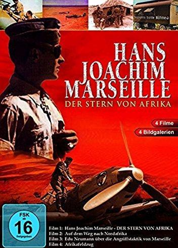Hans Joachim Marseille - Der Stern von Afrika -- via Amazon Partnerprogramm