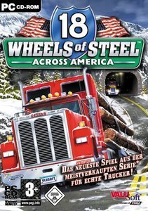 18 Wheels of Steel - Across America (German) (PC)