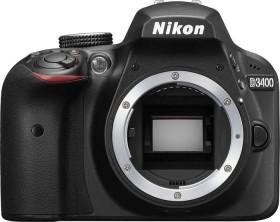 Nikon D3400 schwarz Body (VBA490AE)