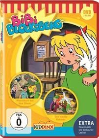 Bibi Blocksberg - Abenteuer bei den Dinos, Der weiße Kakadu