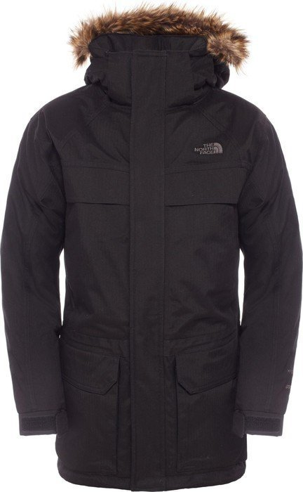 db6da2c37 The North Face Boys McMurdo parka tnf black (Junior) (CSF4-JK3)