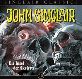 John Sinclair Classics - Folge 10 - Die Insel der Skelette