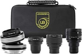 Lensbaby Optic Swap Founders Collection für Sony E (LBOSFKSE)