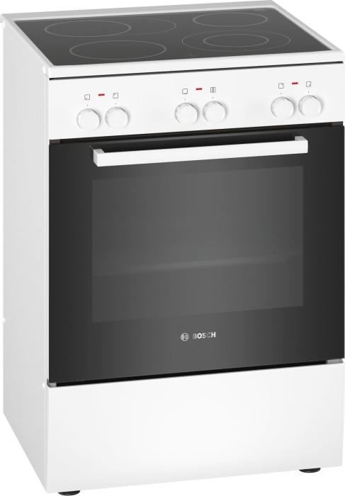 Bosch Serie 2 Hka090220 Elektroherd Mit Glaskeramik Kochfeld Ab