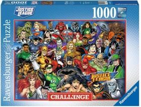 Ravensburger Puzzle Challenge DC Comics Challenge (16884)