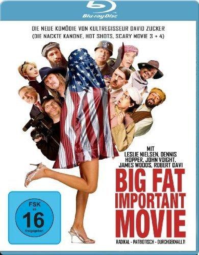 Big Fat Important Movie (Blu-ray) -- via Amazon Partnerprogramm