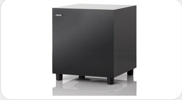 Jamo SUB 210 black -- via Amazon Partnerprogramm