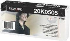 Lexmark Resttonerbehälter 20K0505