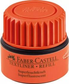 Faber-Castell Textliner 1549 refill, Nachfüllsystem, ST15 orange (154915)