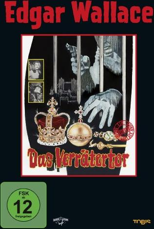 Edgar Wallace - Das Verrätertor -- via Amazon Partnerprogramm