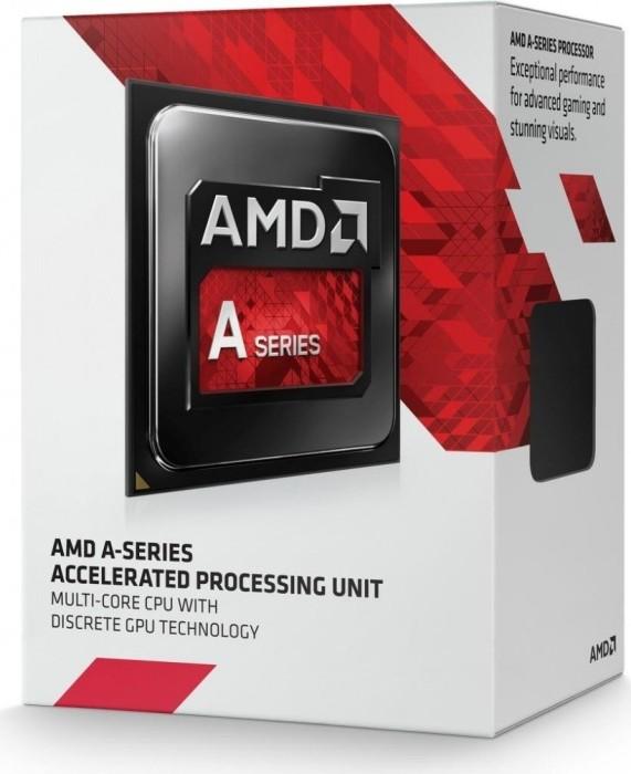 AMD Athlon X4 840, 4x 3.10GHz, boxed (AD840XYBJABOX)