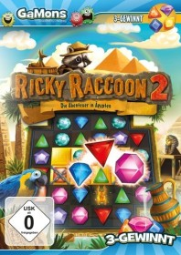 Ricky Raccoon 2: Die Abenteuer in Ägypten (PC)
