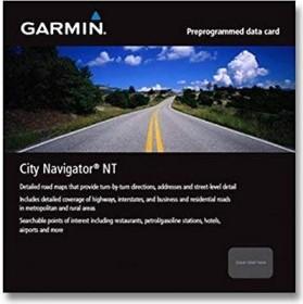 Garmin CityNavigator South America NT 2010 (German) (PC) (010-11752-00)