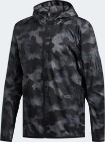 adidas Own The Run Camouflage Jacke grey four/grey six/black (Herren) (DZ2030)
