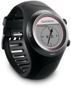 Garmin Forerunner 410 HR black (010-00658-41)