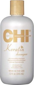 CHI Haircare Keratin Reconstructing Shampoo, 355ml