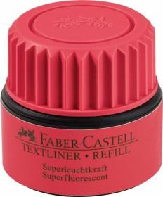 Faber-Castell Textliner 1549 refill, Nachfüllsystem, ST21 rot (154921)