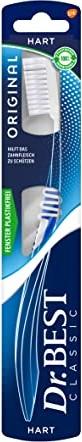 Dr.Best Hoch-Tief Handzahnbürste, mittel -- via Amazon Partnerprogramm