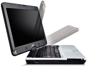 Fujitsu Lifebook T580, Core i3-380UM, 2GB RAM, 160GB HDD, UK (T5800MF011GB)
