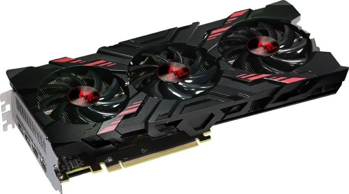 PowerColor Radeon RX Vega 56 Red Dragon, 8GB HBM2, 2x HDMI, 2x DP (AXRX VEGA 56 8GBHBM2-2D2HD/OC)