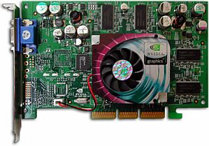 Sparkle SP7228 Pure, GeForce4 Ti4200 8X, 64MB DDR, AGP
