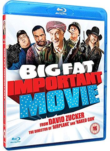 Big Fat Important Movie (Blu-ray) (UK) -- via Amazon Partnerprogramm