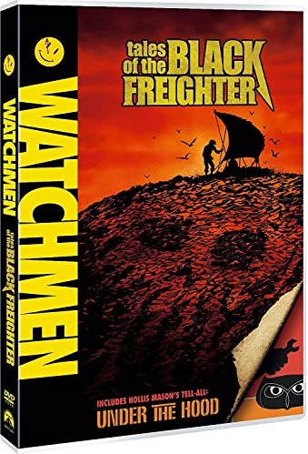 Watchmen - Tales Of The Black Freighter (UK) -- via Amazon Partnerprogramm