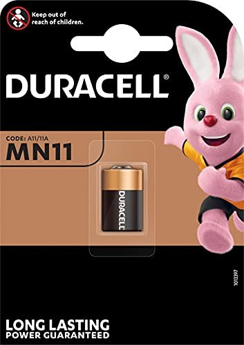 Duracell MN11, alkali, 11V -- via Amazon Partnerprogramm