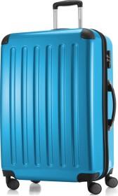 Hauptstadtkoffer Alex Spinner erweiterbar 75cm cyanblau glänzend (82782035)