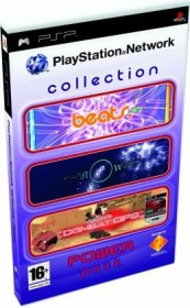 PlayStation Network Collection: Action (PSP)
