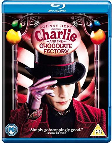 Charlie And The Chocolate Factory (Blu-ray) (UK) -- via Amazon Partnerprogramm