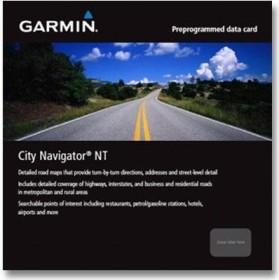 Garmin CityNavigator Mittlerer Osten und Nord Afrika NT (deutsch) (PC) (010-11550-00)