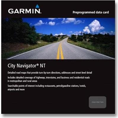 Garmin CityNavigator Middle East and north Africa NT (German) (PC) (010-11550-00)
