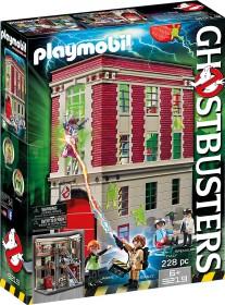 playmobil Ghostbusters - Feuerwache (9219)