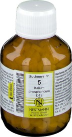 Nestmann Biochemie 5 Kalium phosphoricum D12 Tabletten, 400 Stück