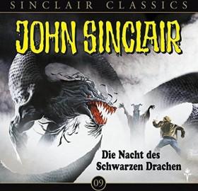 John Sinclair Classics - Folge 9 - Die Nacht des Schwarzen Drachen