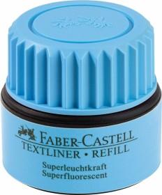 Faber-Castell Textliner 1549 refill, Nachfüllsystem, ST51 blau (154951)