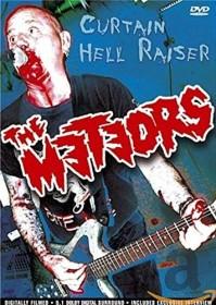 The Meteors - Curtain Hell Raiser