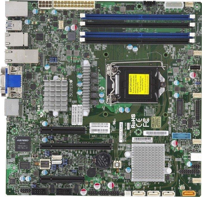 Supermicro X11SSZ-TLN4F bulk (MBD-X11SSZ-TLN4F-B)