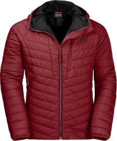 Jack Wolfskin Aero Trail Jacket red maroon (men) (1204471-2049)