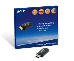 Acer BT-600 Bluetooth USB 1.1 Dongle Class2 (AG.BTCSR.UD1)