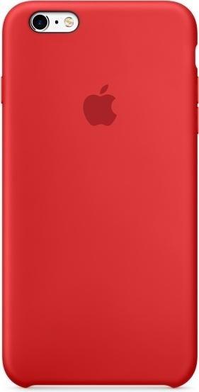 Apple Silikon Case für iPhone 6s Plus rot (MKXM2ZM/A)