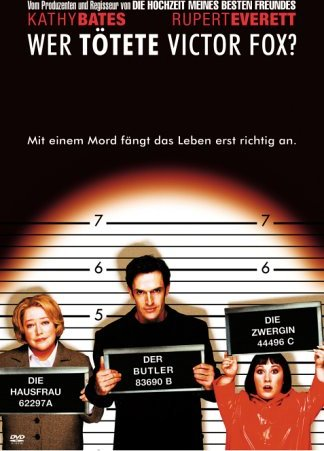 Wer tötete Victor Fox? -- via Amazon Partnerprogramm