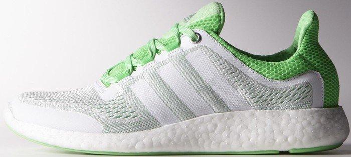 adidas pure boost chill white